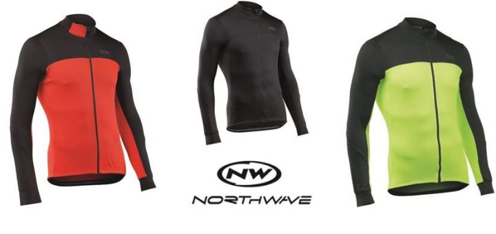 Maillot de manga larga Northwave Force 2