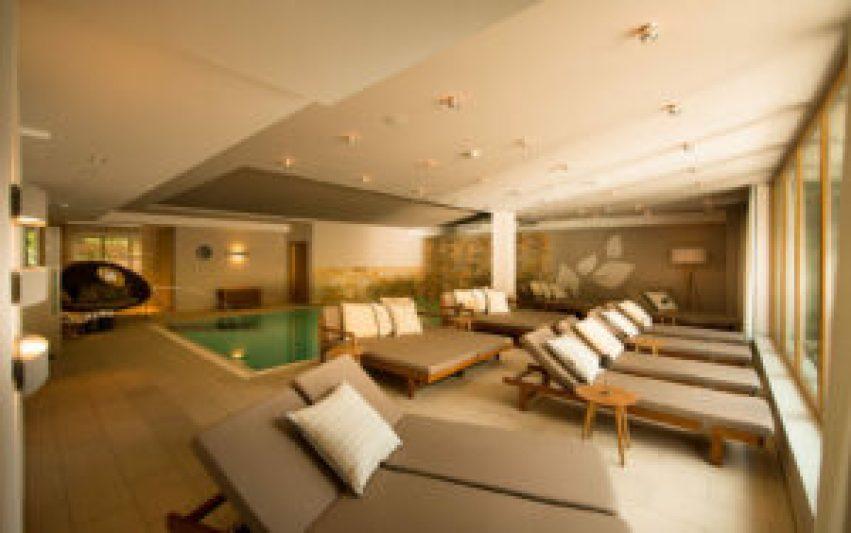 Wellnessbereich Hotel Weisses Lamm