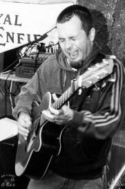 Andy Bennett at the Bike'N'Hound