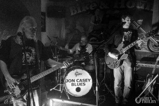 Jon Casey Blues at the Bike'N'Hound