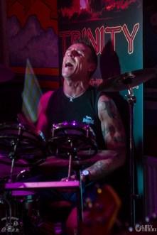 Phenomenal drummer Graham Derbyshire