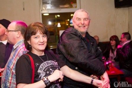 A Band of Gypsies at the Bike'N'Hound. Photography by Grey Trilby | Tobias Alexander