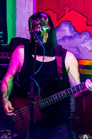 Cheese Puff Death Squad at the Bike'N'Hound. Photography by Grey Trilby | Tobias Alexander