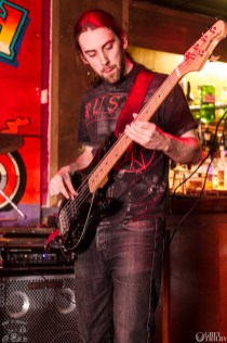 Will Tang Band at the Bike'N'Hound. Photography by Grey Trilby | Tobias Alexander