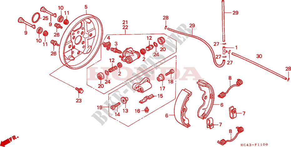 Honda Fourtrax 300 Wiring Diagram Manual Guide