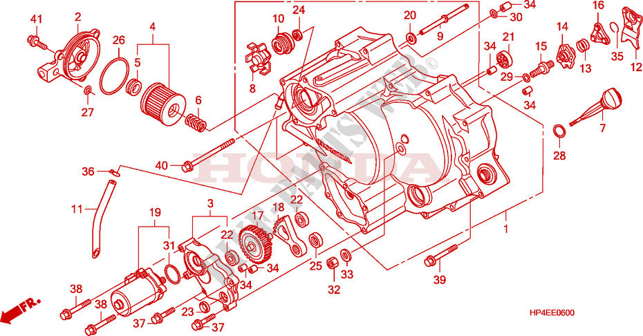 2010 honda rancher 420 wiring diagram electronic schematics