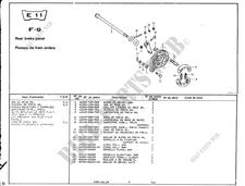0080 CY80Z Microfiches Honda # HONDA Motorcycles & ATVS