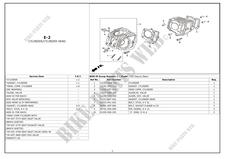 0100 HONDA HERO Eco CD Deluxe 2012 Microfiches Honda