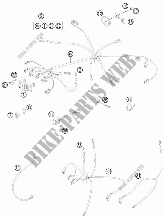 Husqvarna Te 300 Wiring Diagram