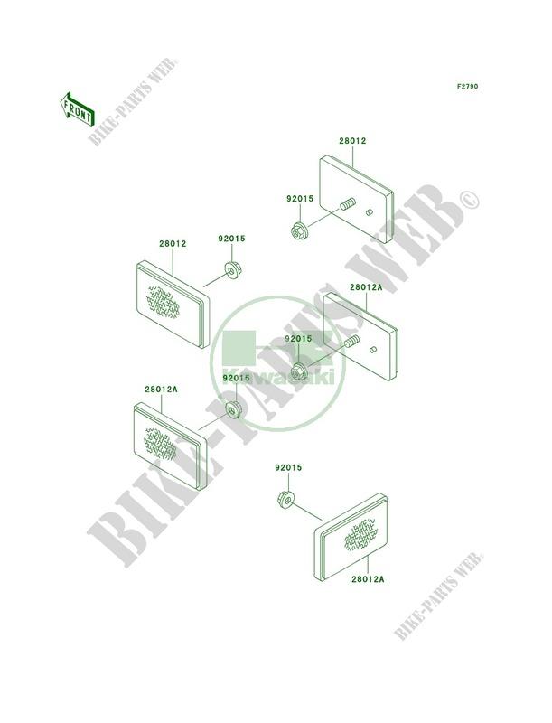 Wiring Diagram PDF: 2003 Kawasaki Prairie 650 Wiring Diagram