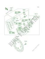 Carburetor Parts KVF650 A1 Prairie 650 4X4 2002 650 QUAD