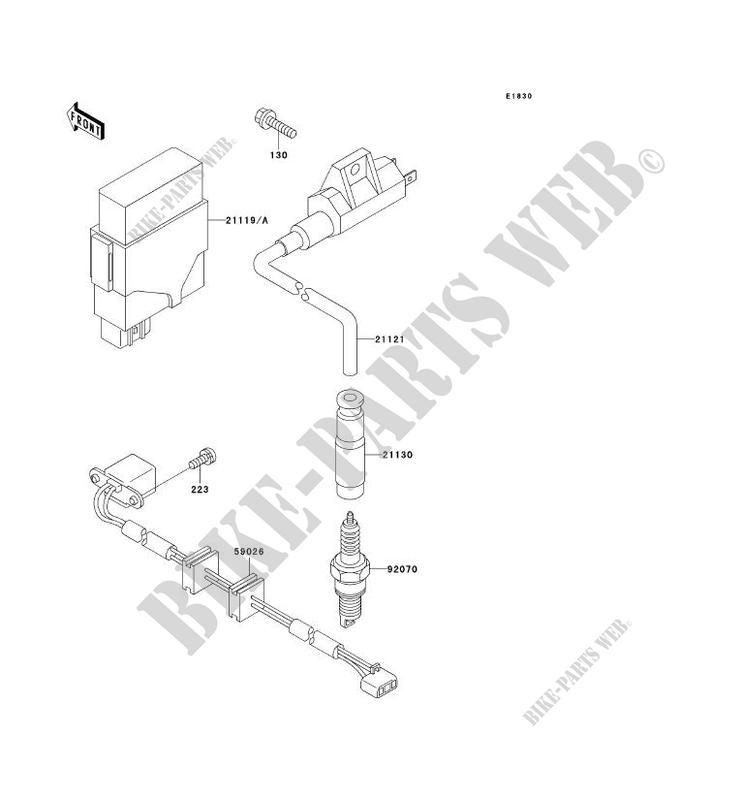 File Name: Kawasaki Ignition System Wiring Diagram