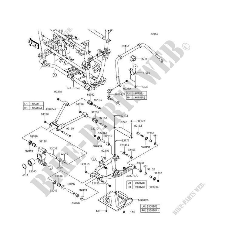 2016 kawasaki brute force 750 wiring diagram 2017 wrx rear suspension kvf750hff 4x4i eps 2015 quad