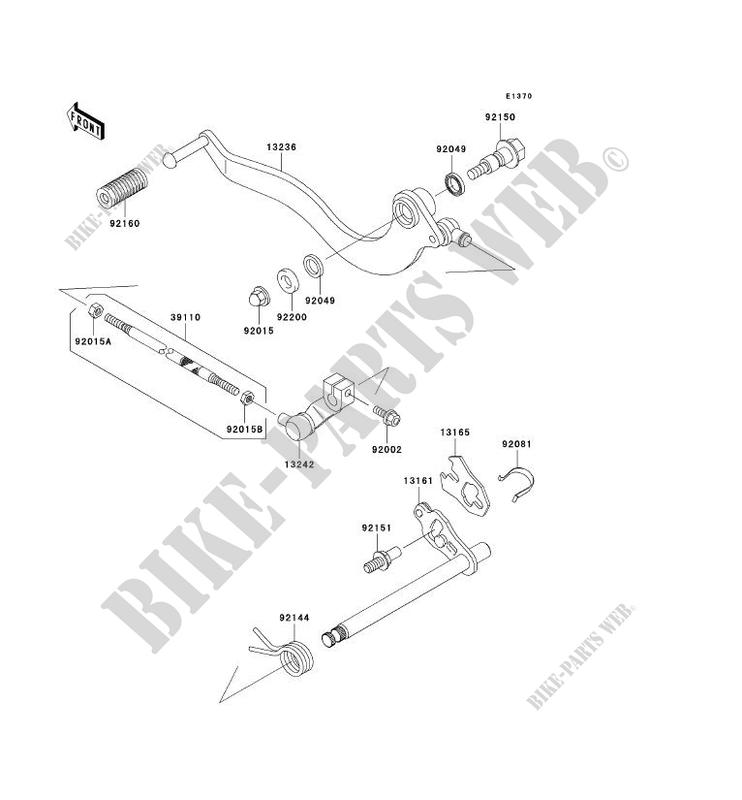 Kawasaki Eliminator 2001 Ignition Switch Diagram. Kawasaki