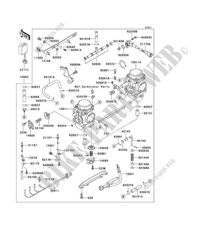 Kawasaki Klr650 Wiring Diagram. Kawasaki. Wiring Diagrams