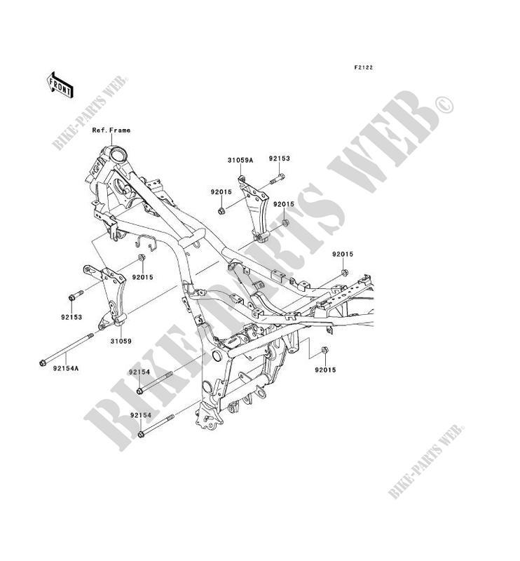 250 Motorcycle Engine Diagram