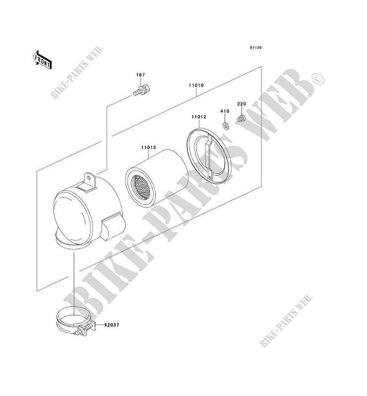 2000 Kawasaki Ke100 Wiring Diagram. Kawasaki. Wiring