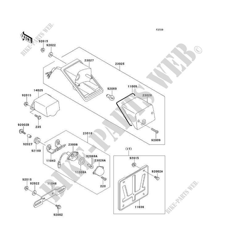 Kawasaki Vulcan 500 Wiring Diagram   mwb-online.co on
