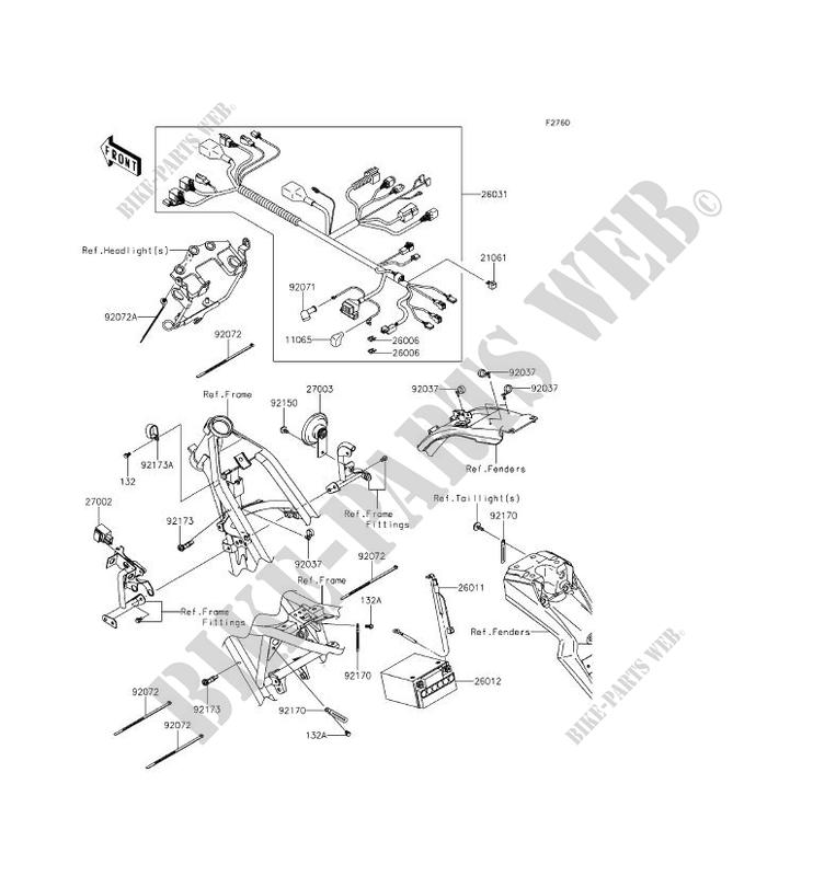 [32+] Wiring Diagram Klx 150