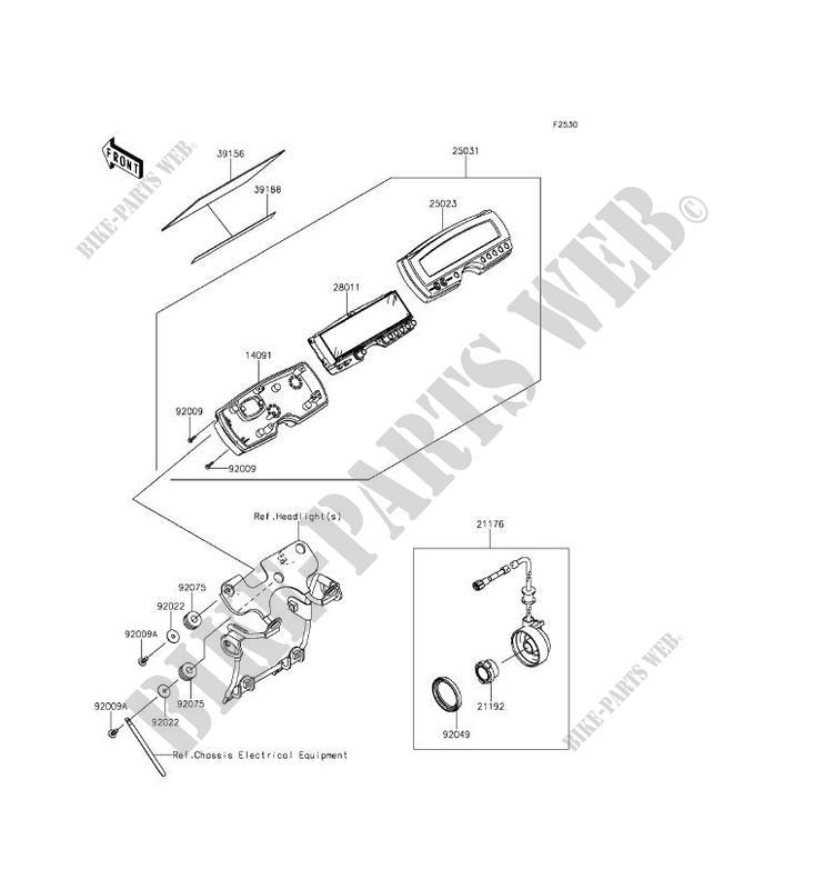 2013 Kawasaki Klx250s Wiring Diagrams