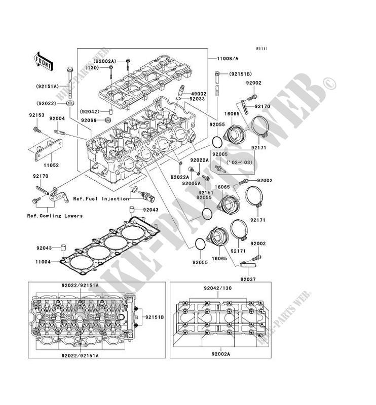 Wiring Diagram PDF: 2003 Kawasaki Zx12 Wiring Diagram