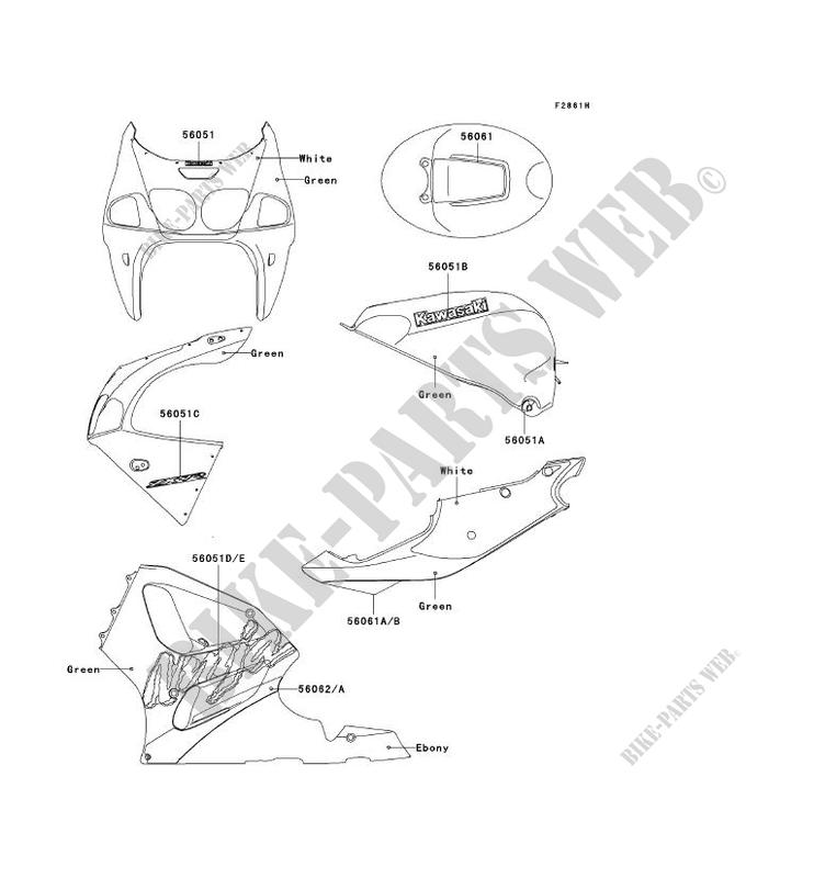 1999 Kawasaki Ninja 750 Diagram. Kawasaki. Wiring Diagrams