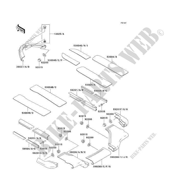 1998 Kawasaki 1100 Jet Ski Wiring Diagram. Kawasaki