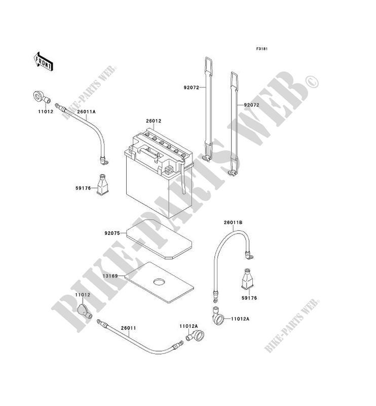 Kawasaki 550sx Wiring Diagram. Kawasaki. Schematic Symbols