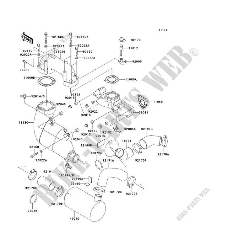Yamaha Stx Wiring Diagram / 2000 Silverado Tail Light