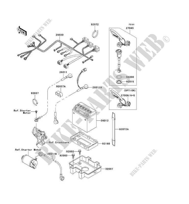 [DIAGRAM] Kawasaki Ultra 150 Wiring Diagram FULL Version