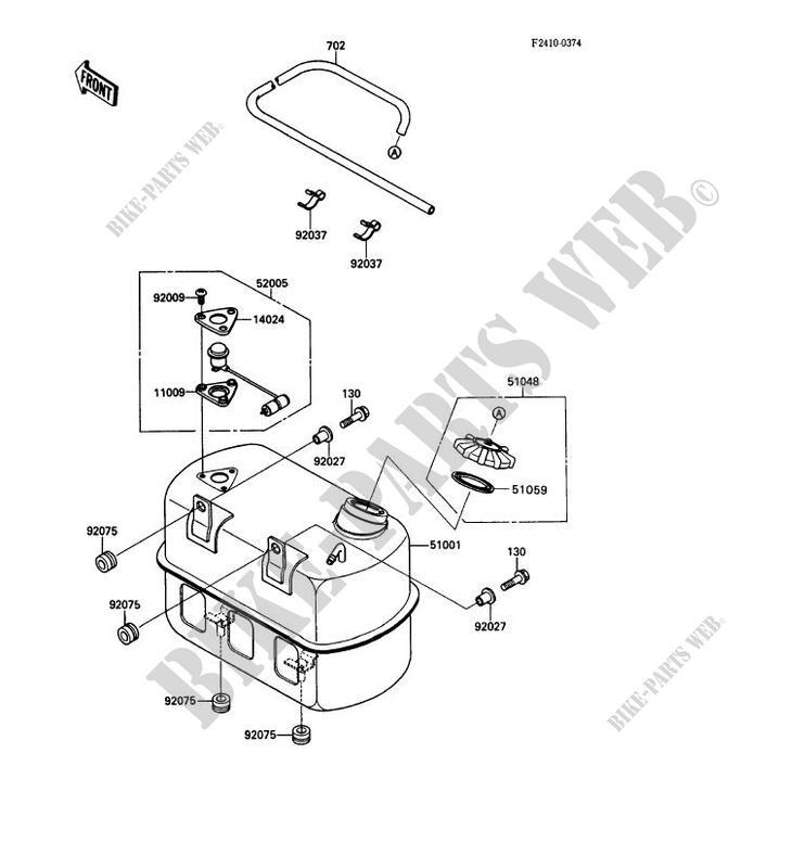 Kawasaki Mule Parts Catalog. Engine. Auto Parts Catalog