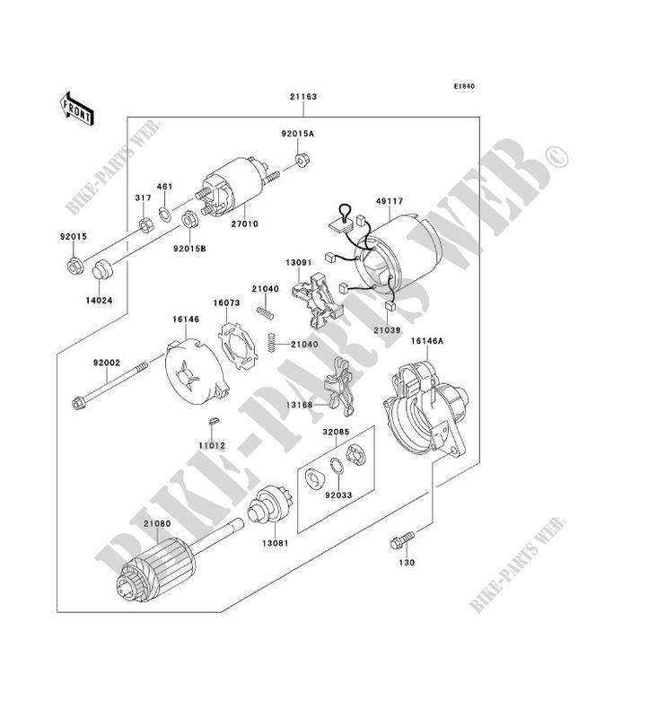 Kawasaki Mule 2510 Wiring. Kawasaki. Wiring Diagrams