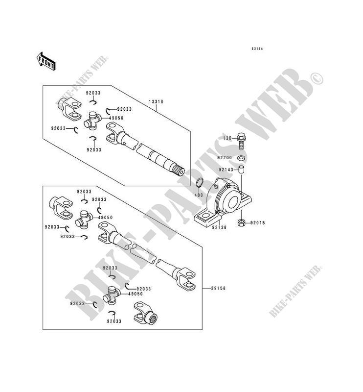 2007 Kawasaki Mule 610 Wiring Diagram. Diagram. Auto