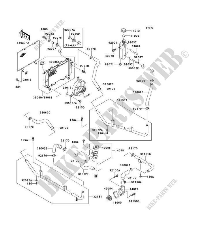 Kawasaki Kaf620 Mule 2510 Wiring Diagram. Kawasaki. Wiring