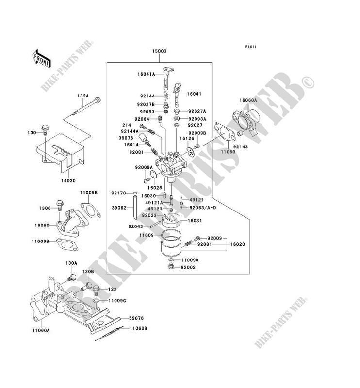 Kawasaki Mule 2510 Parts Diagram. Kawasaki. Wiring