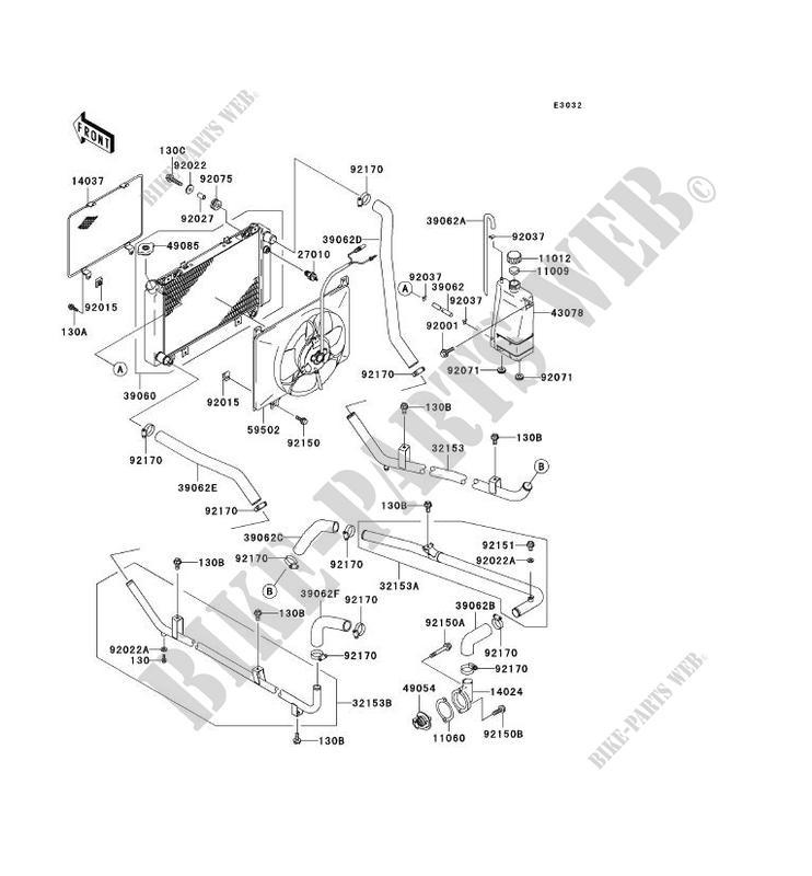 Kawasaki Mule 3000 Wiring Diagram. Kawasaki. Wiring