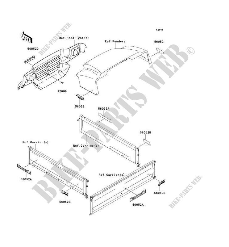 [DIAGRAM] Kawasaki Mule 3000 Wiring Diagram FULL Version