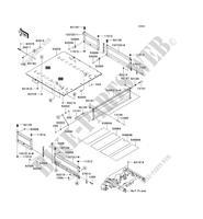 KAF620RDF MULE 4010 TRANS 4X4 2013 620 SSV Kawasaki