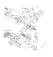 KAF950GDF MULE 4010 TRANS 4X4 DIESEL 2013 950 SSV Kawasaki
