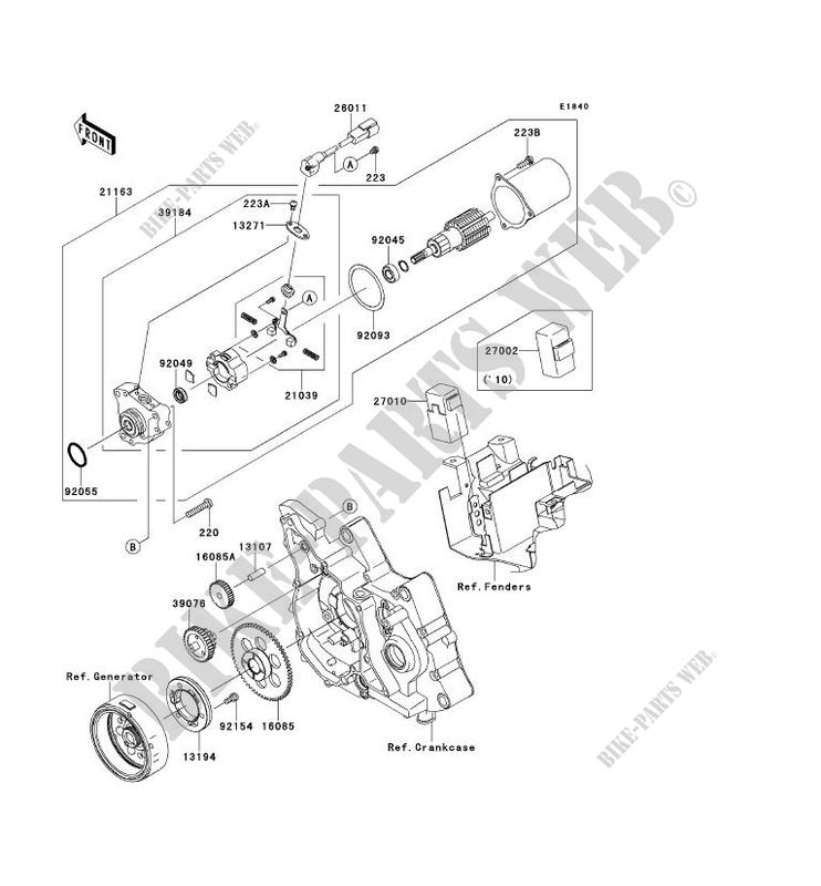 related with klx 110 wiring diagram