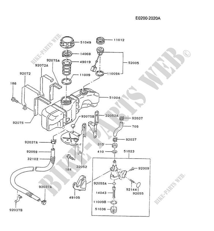 70以上 kawasaki fc290v 114640-Kawasaki fc290v carburetor