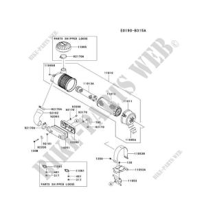 Kawasaki Fd731v Wiring Diagram | Better Wiring Diagram Online