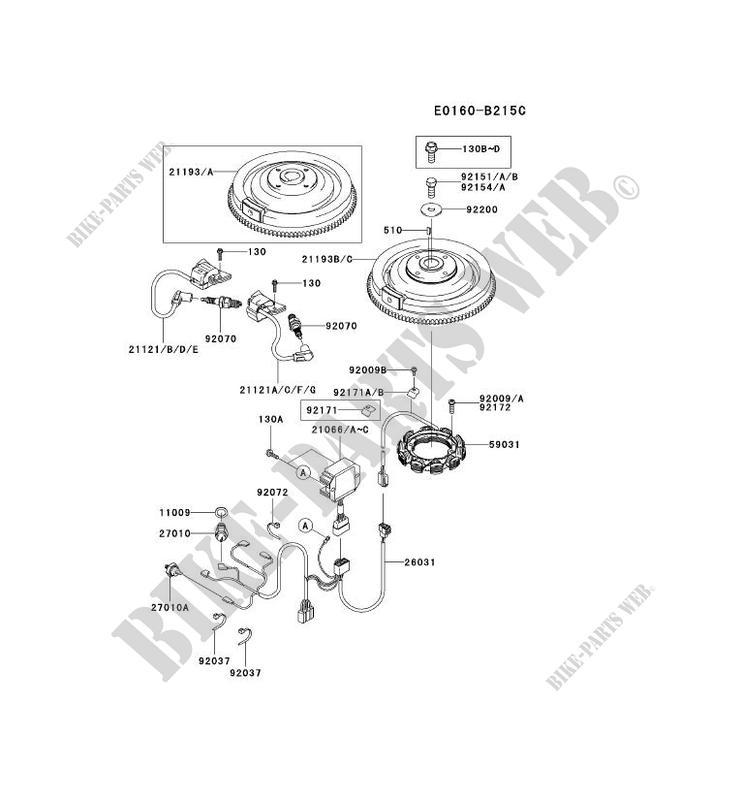 Fd731v Kawasaki Ignition Switch Diagram. Kawasaki. Wiring