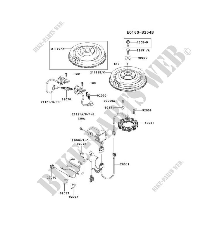 Fd731v Kawasaki Ignition Switch Diagram. Kawasaki. Wiring