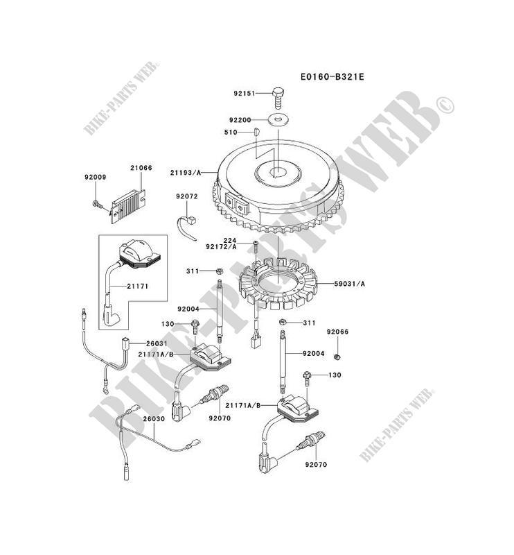 Kawasaki Fh580v Wiring Diagram - Diagrams Catalogue on