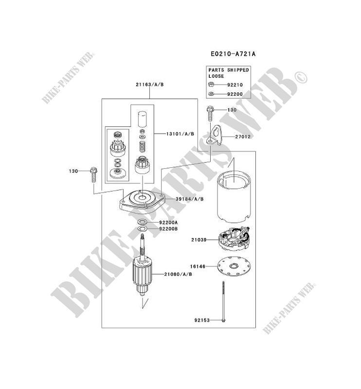 Basic Wiring Diagram Motorcycle