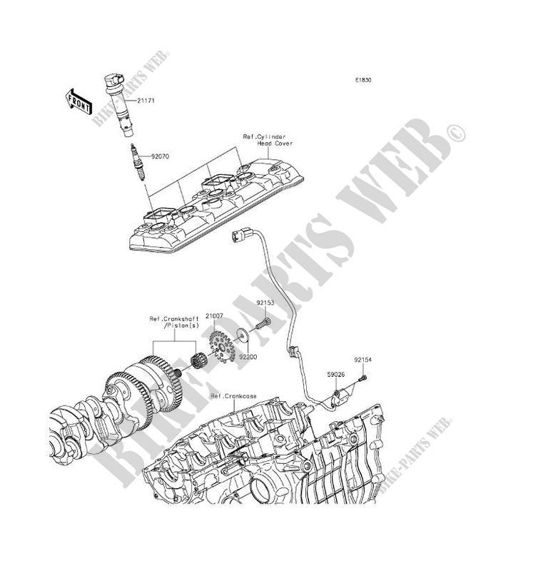 Motorcycle Gallery: Kawasaki Ninja H2r Blueprint