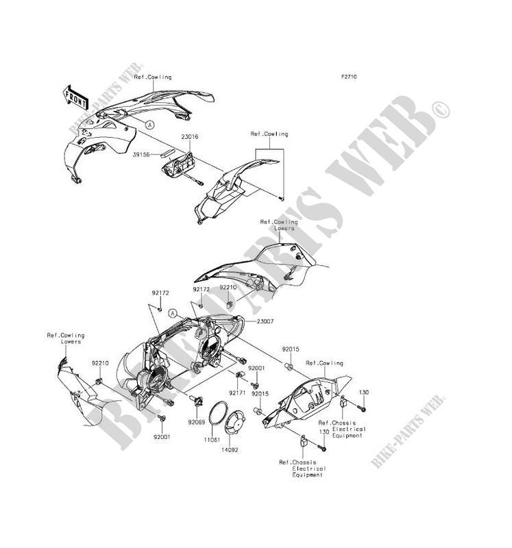 ZX1000SGF NINJA ZX 10R ABS 2016 1000 MOTOS Kawasaki