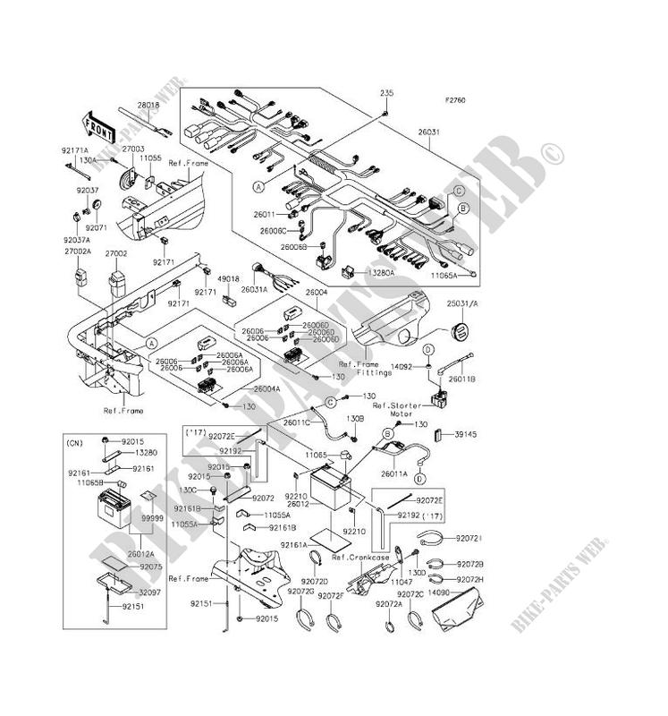 Kawasaki Mule 4010 Fuse Box Diagram : Kawasaki Mule
