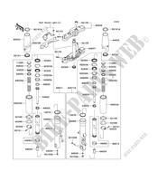VN1700DCF VN1700 CLASSIC TOURER ABS 2012 1700 MOTOS